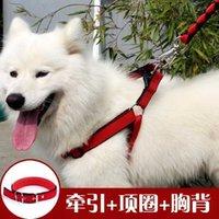 Retractable golden drawstring Samye neck Princess suit sliding goods towing rope Vest Medium sized horse dog