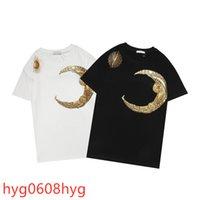 2021FFF Designer T-shirt Sale Dreamville J Cole Logo imprimé T-shirts HIP HOP Coton Tee shirts 2 Couleur Haute Qualité Grossiste