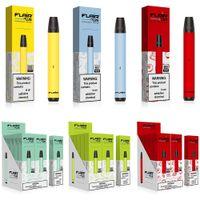 Flair Plus Tek Kullanımlık E Sigaralar 800 Puffs Vape Kalem Cihazları 3.5 ml Ön Dolgulu Pods Kartuşları Buharlaştırıcılar 550 mAh Pil Buhar Patlama XXL Puff Delta 8 Kalemler Maksimum Akış