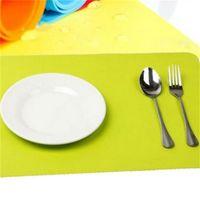 12 * 16 pollici in silicone antiaderente stampi da forno pasticceria tavolino tavolino con verde rosso verde blu giallo marrone tappetini arancione cera non bastone pastiglie 289 v2