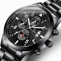 Часы Uthai CQ39 Мужские Часы Кварцевые Часы Наручные часы Для Мужской Нержавеющей Стали Бизнес Повседневная Люкс Классический Водонепроницаемый 2021