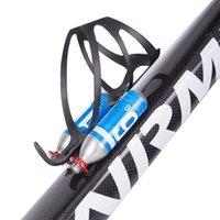 Bicycle CO2 Cartucho de cartucho MTB Portátil Durable Bike Bike Bottle Cause Piezas ligeras para el ciclismo Deporte al aire libre # 291116