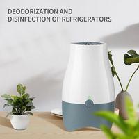Портативный холодильник дезодоризация озоновый очиститель воздуха для обуви шкаф