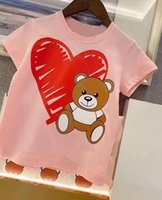 Baby Boys T-shirts Summer Kids Short Sleeve T Shirt Cotton Tops Tees Girl Children Clothes baby clothing