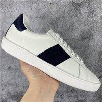 30% İndirim Italya ACE Casual Ayakkabı Marka Erkekler Için Bayan Moda Tasarımcısı Dışında Nefes Deri Büyük Boy Dropship Fabrika Mix Sipariş Kutusu Toz Torbaları Ile