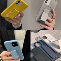 Folding stand is suitable for 12promax Apple 11 mobile phone case iPhonexs xr max female 7plus 8plus