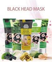 Gesichtsbehälter-Entferner-Maske Hautpflegemittel-Schrumpfporen Akne schwarzer Kopfentfernungsnase Reinigung Reinigen von Peeling-Abzieh-Typ-Masken