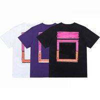 21ss Summer Mens Mujeres Diseñadores T SHIRTS Camisetas sueltas Moda Hombre Hombre Casual Camisa Casual Ropa de Lujo Marcas Pantalones cortos de calle Ropa de manga Tshirts