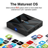 HK1 Super Android 9.0 Smart TV BOX Google Assistant RK3318 4K 3D Utral HD 4G 64G TV Wifi Play Store Set top Box