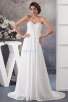 Bridesmaid Dress 2021 Design Formal Gown Floor-length Appliques Small Train Custom Size color White Chiffon