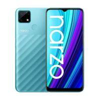 Realme Narzo 30A Mobile Phone EU Version Smartphone 4GB 64GB Helio G85 6.5 Inch Fullscreen 13MP AI Dual Camera 6000mAh 18W Quick Charge