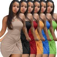 Летний сексуальный мини Bodycon платье для урожая верхняя плиссированная грудь обернутые шорты платья без бретелек тощий укомплектованный бедра юбка клуб