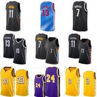 7 Kyrie 11 Kevin 11Iando 13 Harden 7Durant Basketball Jerseys Anthony 3 Davis Los 23 Angeles Scottie 8 Dennis Biggie Pippen Rodman Kyle 0 K