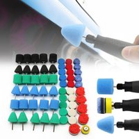 Care Products Car Beauty Detailing Polisher With Extention Tools Polishing Pads Kit For Rotary Mini Accessories