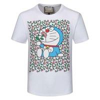 I2021Preinted Fashion Trend Trend All-Score Мужская футболка с короткими рукавами Мужской Летние хлопковые топы фабрики прямых продаж