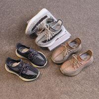 مصمم أطفال أحذية رياضية الطفل knaye غرب المدربين الرضع الأطفال الفتيان والفتيات chaussures صب enfants الصيف الربيع الخريف هدية