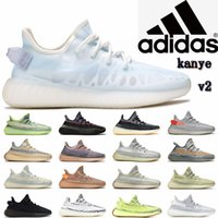 2020 ABEZ Cinder reflective earth Oreo running shoes kanye west v2 Runner desert sage Zyon Yecheil Black Static men women sports sneakers yeezy yeezys yezzy yezzys 350 v2 boost
