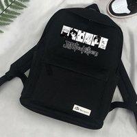 Backpack Jujutsu Kaisen Satoru Gojo Itadori Schoolbag Teenagers Computer Outdoor Laptop Travel Boys Girls Cartoon Bags