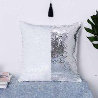 Различные стили подушки сублимации пустые магические блестки подушки высокого качества мода наволочка украшения ewe6834