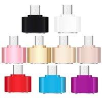 Mini Mikro USB 5pin Kadın USB Portu OTG Adaptörü Akıllı Telefon için Sync Şarj, Cep Telefonu Smartphone Sekmesi U-Disk