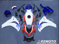 ABS Fit for Honda CBR1000RR 08 09 10 11 1000RR 2008 2009 2010 2011 Injection Plastic motorcycle Fairing various colors NO.1376
