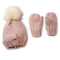 2021 fashion baby hat The monochrome wool can be a lovely warm knitted in autumn and winter