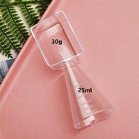 Многофункциональные 2 стороны пластичные двойные измерительные чашки измерения ложки твердого порошка жидкости измерение выпечки инструмент GWE8970