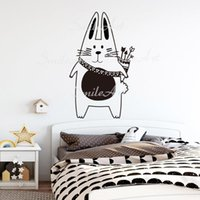 Wall Stickers Cartoon Tribe,animal Self Adhesive Art Wallpaper For Kids Rooms Background Decal Drop
