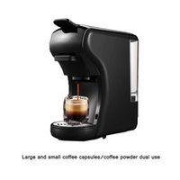 Coffee Makers Household Small Machine Fully Automatic Compatible Espresso Three-In-One