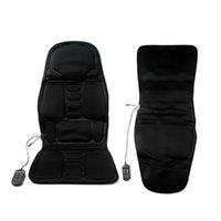 وسائد مقعد التدفئة الكهربائية مدلك مقاعد مريحة وسادة وسادة كرسي وسادة لاسلكية لسيارات مكتب المنزل