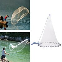 Fishing Accessories Cast Net Heavy Duty Metal Sinker American Freshwater Saltwater Landing For Bait Trap