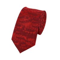 Bow Ties 6.5cm Men's Business Tie Fashion Casual Mens Wedding Banquet Part Skinny Formal Wear Necktie Red Gray