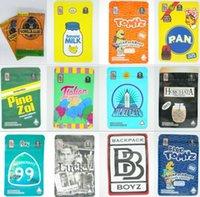 Sırt Çantası Boyz Şanslı Tomyz Çam Zol İtalyan Kılıfı Çanta Uzay Gorilla Tutkal Crunch Mylar Bagstobacco Berryies Kakao Trix Ambalaj Koku Geçirmez Paketi