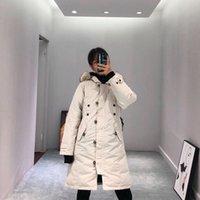Sıcak Üst Yeni Yüksek Kalite Kadınlar Rahat Aşağı Ceket Mont Açık Sıcak Tüy Kış Coat Dış Giyim Ceketler Parkas Rüzgar geçirmez