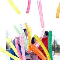 الصواريخ بالونات الاطفال لعب للأطفال تحلق مدة الصراخ بالون بيع مع أنبوب أطفال سعيد هدية عيد عائلة في اللعب بالجملة