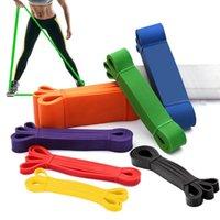 Bandas de resistência Set Leg Puxe Loops de Treinamento Força Pilates Fitness Ginásio Equipamento Exercício Elástico Yoga Treino
