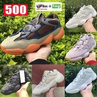 Più nuovo Enflame 500 Scarpe da corsa Desert Rat Pietra Stone Bone Bianco Morbido Vision Mens Sneakers Utility Black Blush Sale Super Moon Giallo Donne formatori