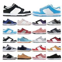 Dunks Bas Low Chunky Dunky Hommes Running Chaussures Femmes Blanc Blanc Bule Orange Perle Gulf Golfe Grazy Court Violet Sport Sneaker Trainer Mode extérieure