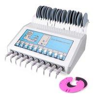 Best Selling Reduzir Peso Emagrecimento Máquina Eletrônica Músculo Estimulação Fisioterapia Ems Estimulador para Salão Uso