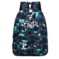 Ariana Grande Print Универсальная школьная сумка рюкзака