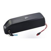UE US NO TAX 500W 750W 1000 W Ebike Battery Pack 48 V 13Ah 14Ah 15Ah 17ah Corea Brand Cells Greenong Batterie con caricabatterie da 54,6 V 3A