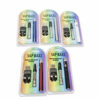 Vap Max W3 Kit 350mAh Vertex Preheat Battery VV Variable Voltage 510 Preheating Vape 0.5ml 1ml Cartridge Fit Vaporizer DHL