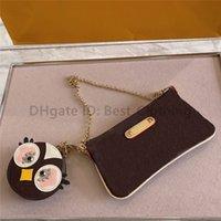 1 + 1 Freie Puppe Designer Taschen Mode Satteltasche Handtaschen Frauen Schulter Crossbody Brieftasche Telefon Einkaufen Luxurys