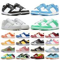 2021Dunk Koşu Ayakkabıları Erkekler Için Kadın Dunks Siyah Beyaz UNC Yeşil Glow Lazer Turkish Mahkemesi Mor Erkek Eğitmenler Açık Spor Sneakers