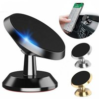 Car Phone Holder Magnetic Universal Magnet Phone Mount for iPhone X Xs Max Samsung in Mobile CellPhone Holders Stand