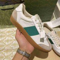 2021 عارضة أحذية dunks أحذية رياضية مصمم الرجال الثلاثي النساء للجنسين الأحذية الترفيه الدانتيل متابعة 10 ألوان أبيض أسود حجم 35-46 فرز حزام أعلى جودة مع مربع حقيبة الغبار