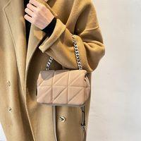 2021 NEW Luxury Designer Handbag Women Mini Shoulder Bag Satchel Style Nylon Small Crossbody Bags For Women 2021 Metale Chain Cl
