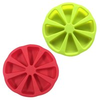 Baking Moulds Bakeware Molds Cake Pan Silicone Mold Pudding Triangle Cakes Mould Muffin Tools Fondant