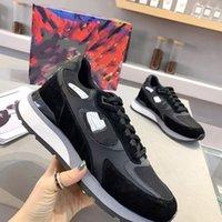 2021 디자이너 망 고급스러운 트레이너 여성 운동화 캐주얼 신발 Chaussures Luxe Espadrilles Scarpe Firmate Aishang MJH002