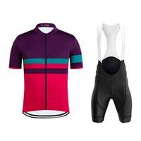 سباق مجموعات RCC الرجال الدراجات الملابس تنفس الصيف قصيرة الأكمام السراويل البدلة جيرسي دراجة bicicleta الرياضية دراجة القمصان
